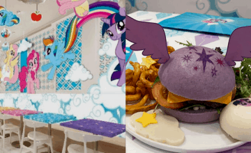 For the First Time Ever, My Little Pony Comes To Singapore With Delectable Offerings