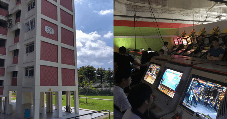 Enter The Hidden Arcade That's Tucked Away In A Former