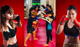 Muay Thai Changed Her Life. Now, She Aims To Inspire…