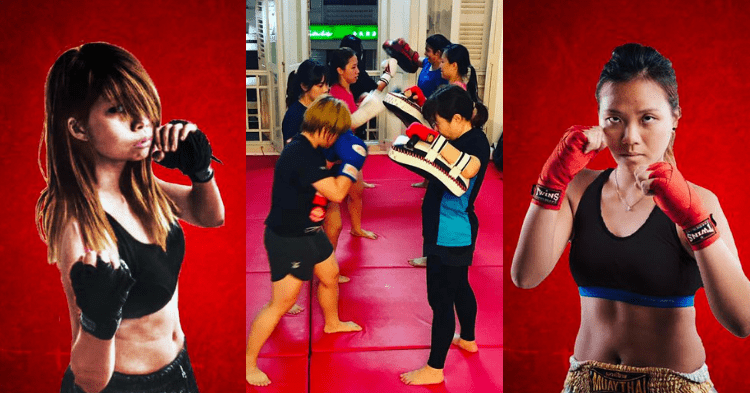Muay Thai Changed Her Life. Now, She Aims To Inspire Other Women Through This Sport.
