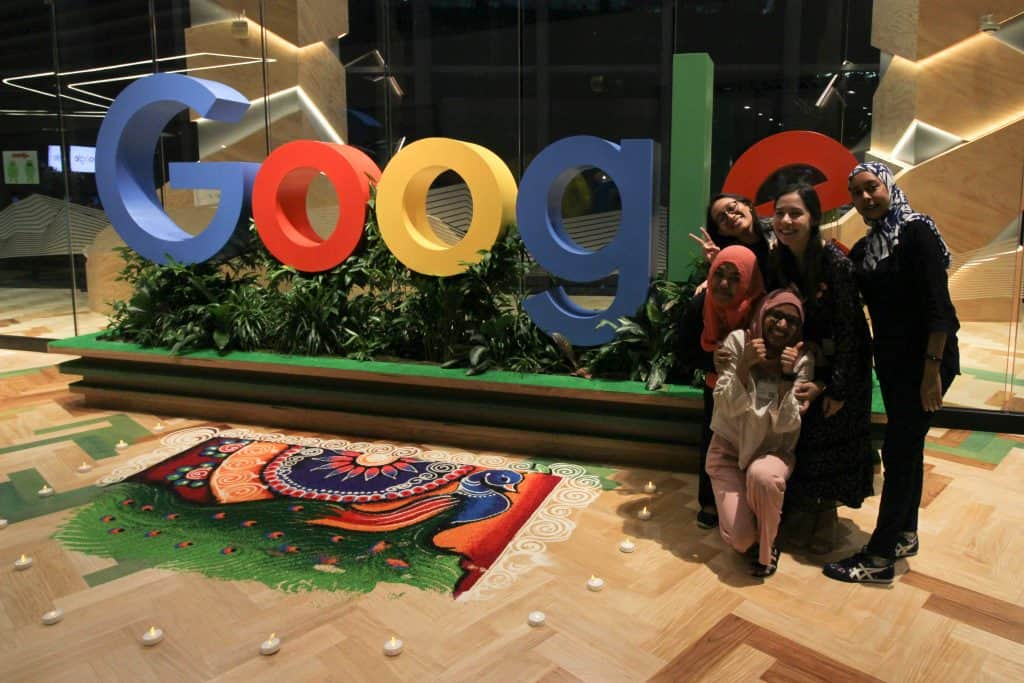 The Codette Project at Google HQ Singapore