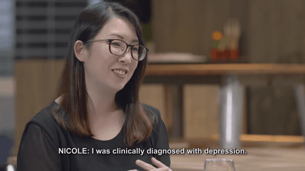 A Social Experiment on Mental Health Stigma