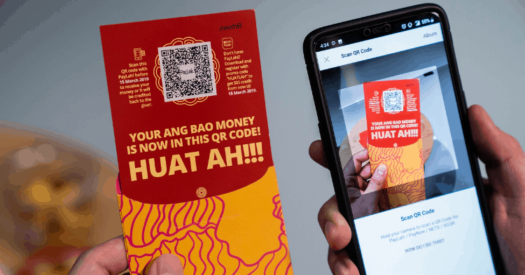 Are QR Ang Baos The Future Of CNY Red Packet Exchanges?
