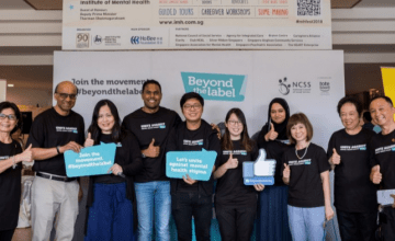 Have You Heard Of Singapore's First Mental Health Anti-Stigma Campaign? Here's Why It Matters.