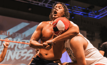 The Eurasian Dragon Tells Us What's It Like To Be A Professional Wrestler