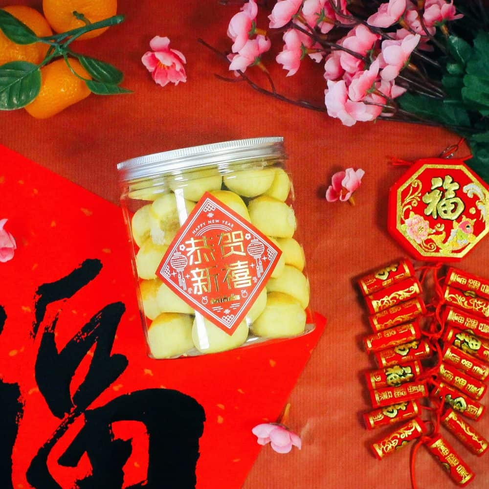 pineapple tarts chinese new year minds