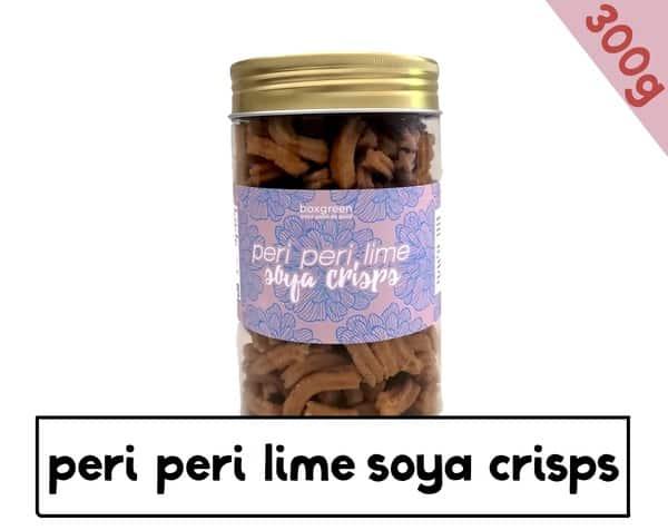 peri peri lime soya boxgreen