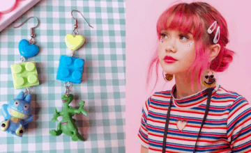 Her Cute Pastel-Themed Accessory Shop Is Guaranteed To Spark Joy