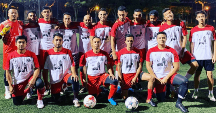 Get To Know This Promising Football Team Comprising Of An All-Arabian Band Of Brothers