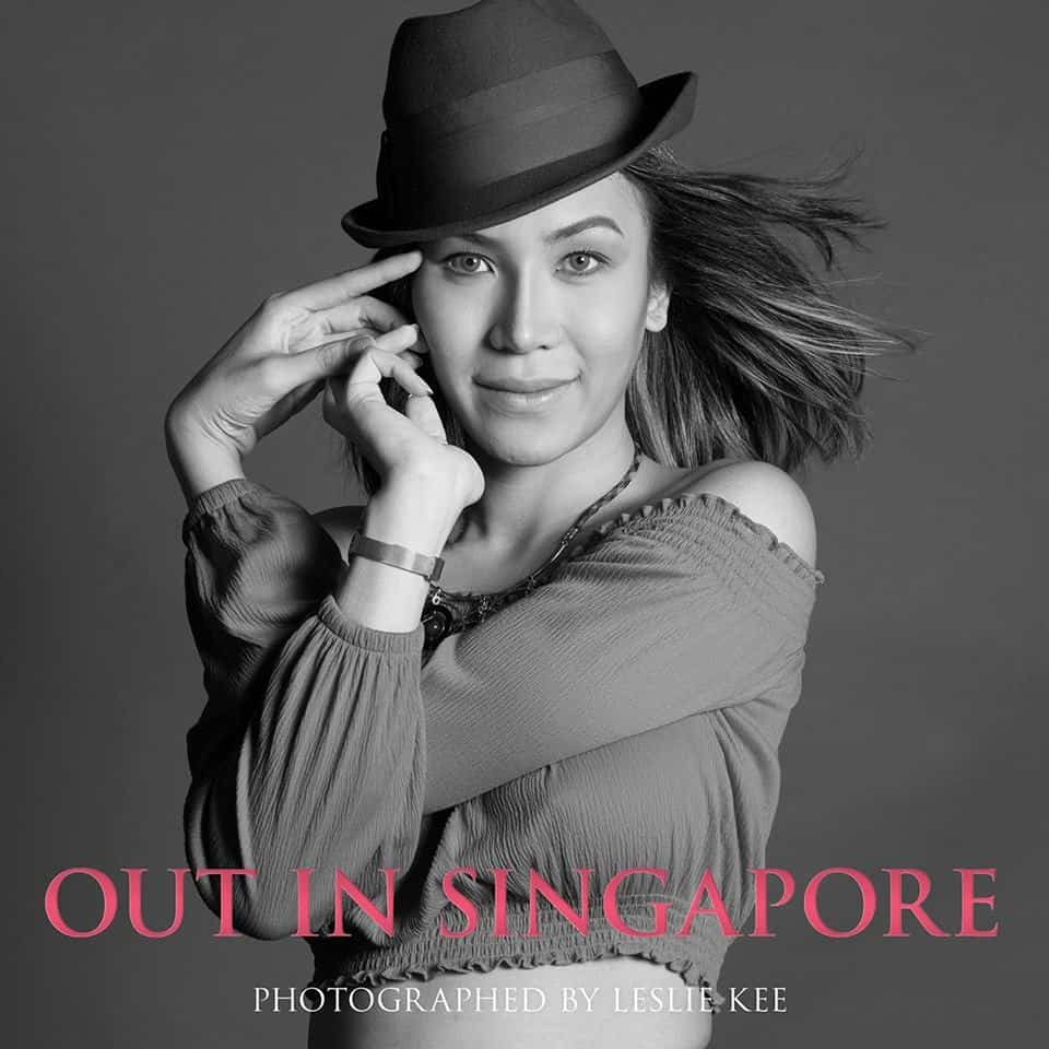 Sherry, photographed by Leslie Kee for Out in Singapore. Source.