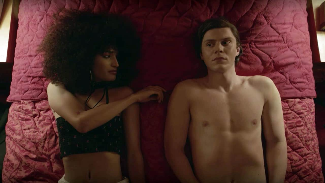 Angel and Stan from Pose on FX discuss Stan's attraction to Angel because of intense objectification. Source.